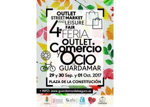 Ayuda de Diputación de Alicante a la 4ª Feria Outlet, Comercio y Ocio 2017.