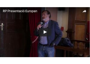 Els arquitectes de l'EUROPAN visiten Alcoi