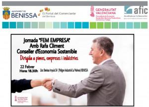 Jornada Fem empresa a Benissa