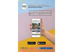 """""""Comercio Alfafar"""" la nova app mòbil per a clientela i comerciants"""
