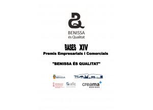 BASES XIV PREMIS COMERCIALS I EMPRESARIALS BENISSA ÉS QUALITAT.