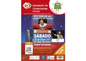 IIV GALA DEL COMERCIO DE PETRER