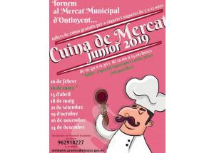 CUINA DE MERCAT JUNIOR- ONTINYENT