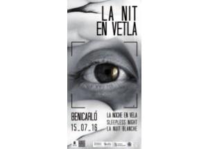 Benicarló se prepara para la cuarta edición de la Noche en Vela