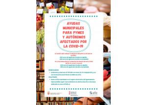 Subvenciones municipales para autónomos y microempresas-COVID19