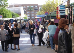 Mercado de los lunes (Abril y Mayo)