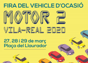 Cancel·lada la Fira MOTOR2 VILA-REAL 2020