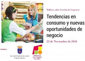 Taller sobre Tendències en consum i noves oportunitats de negoci