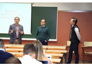 La Universidad UCH-CEU estudiará el comercio de Moncada