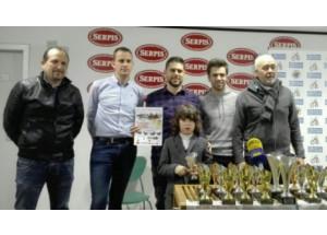 Arriba el XXXVIII Trofeu Sant Jordiet Mutua de Levante