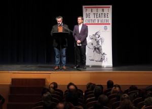 Pau Alabajos gana la XLV edición del Premi de Teatre Ciutat d'Alcoi
