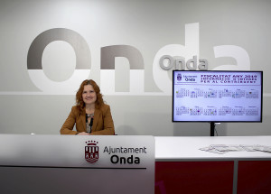 Onda presenta el calendari fiscal del 2019