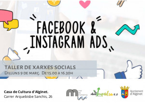 TALLER FACEBOOK & INSTAGRAM ADS
