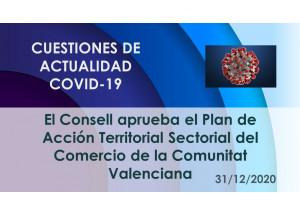 El Consell aprueba el Plan de Acción Territorial Sectorial del Comercio de la Comunitat Valenciana