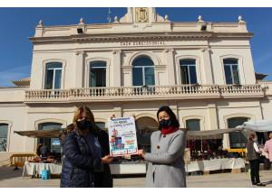 Alfafar inicia la campaña 'En Nadal la compra és local'