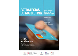 CURSO ESTRATEGIAS DE MARKETING PARA VENDER MAS EN EL COMERCIO LOCAL
