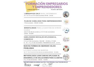 Formación para Empresarios y Emprendedores