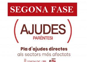 SEGUNDA FASE (EXCEDENTE). AYUDAS PARÉNTESIS PARA AUTÓNOMOS Y MICROEMPRESAS - PLAN RESISTIR 2021