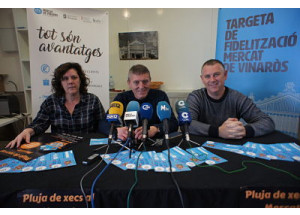 El Mercado presenta la primera campaña promocional de la nueva tarjeta de fidelización