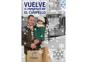 CAMPAÑA DE NAVIDAD: VUELVE A COMPRAR EN EL CAMPELLO