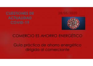 COMERCIO ES AHORRO ENERGÉTICO