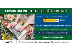 CURSOS GRATUÏTS PER A PERSONES TREBALLADORES I AUTÒNOMES DEL SECTOR COMERÇ