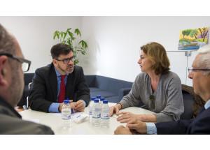 Covaco se sienta con la Diputación