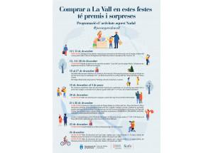 COMPRAR A LA VALL EN ESTES FESTES TÉ PREMIS I SORPRESES
