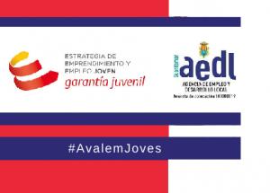 """AJUDES """"AVALEM JOVENS"""" DE LA GENERALITAT VALENCIANA- SISTEMA NACIONAL DE GARANTIA JUVENIL"""