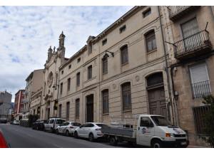 El Ayuntamiento proyecta restaurar el antiguo Asilo de El Camí para acoger la pinacoteca dedicada a la pintura alcoyana