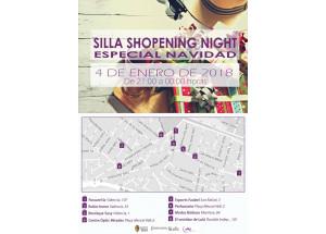 Plànol i comerços participants de la Shopening Night Especial Nadal