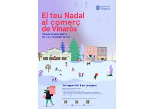 Concurso 'El teu Nadal al comerç de Vinaròs'