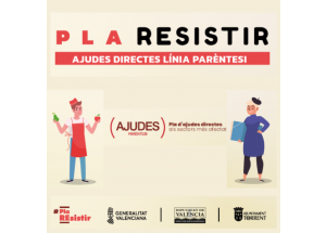 PLAN RESISTIR - AYUDAS PARÉNTESIS AYUNTAMIENTO DE TORRENT