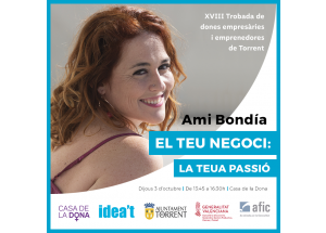 XVIII Trobada de Dones Empresàries i Emprenedores de Torrent.