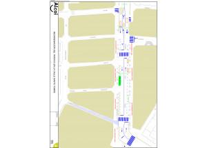 La próxima semana empezarán los cambios de circulación en el centro de Alcoy