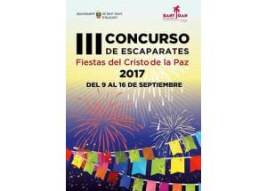 III CONCURSO DE ESCAPARATES DE LAS FIESTAS DEL CRISTO DE LA PAZ DE SANT JOAN D'ALACANT 2017