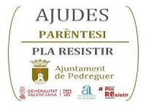 Creama informa de las Ayudas PARÉNTESIS Pedreguer