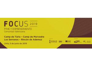 Focus Pyme y Emprendimiento Camp de Túria, Camp de Morvedre, Los Serranos y Rincón de Ademuz