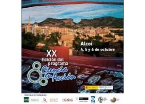 La XX edició de 'Ciencia en Acción' arriba a Alcoi