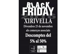 Black Friday a Xirivella