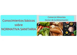 Curso: Conocimientos básicos sobre NORMATIVA SANITARIA