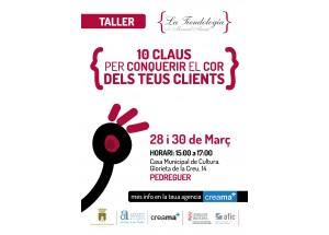 Afic-Creama Pedreguer programa un taller para conocer las claves con las que conquistar el corazón de tus clientes
