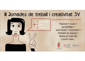 JORNADES DE TREBALL I CREATIVITAT V3