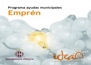 EMPRÉN 2016: Ayuda municipal a la creación de empresas en Alzira