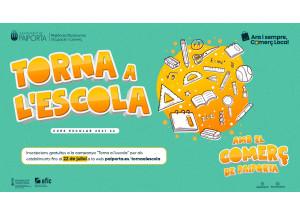 CAMPAÑA TORNA A L'ESCOLA 2021
