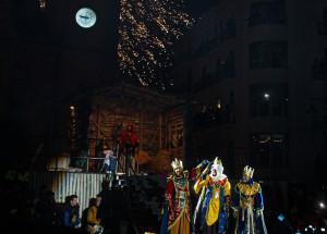 El Nadal alcoià se consolida con las cifras de afluencia de los últimos años
