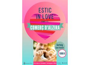 ESTIC 'IN LOVE' AMB EL COMERÇ D´ALZIRA
