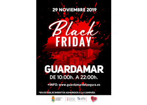 BLACK FRIDAY GUARDAMAR 2019