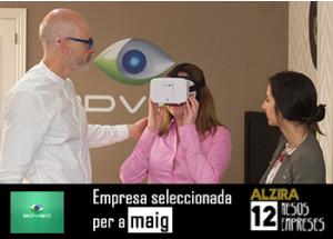 Alzira: 12 meses - 12 empresas: Empresa de Mayo 3DVEC INFOGRAFIA 3D