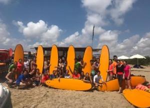 Activitat d'oci i temps lliure per als joves de la comarca